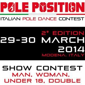 italian pole dance contest modena