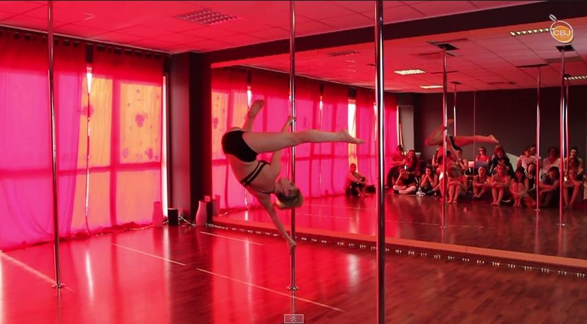 Training Days… a pole dance diary: l'esibizione | Puntata #4 [Video]