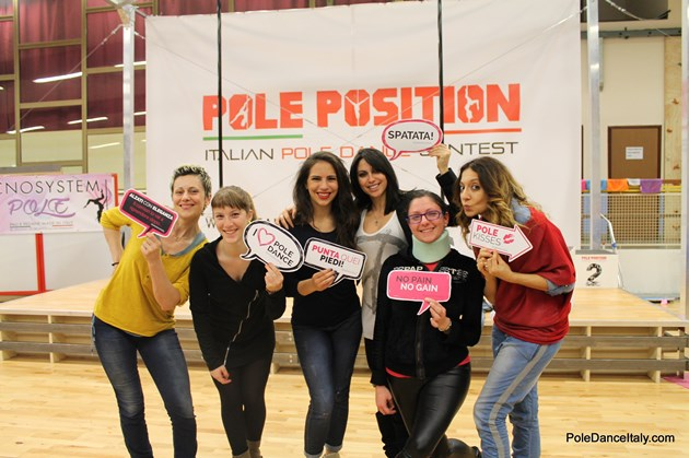 italian pole dance contest 2
