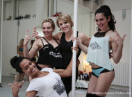 Il primo Pole Dance Passport Training Day: 25 Ottobre 2015 Milano